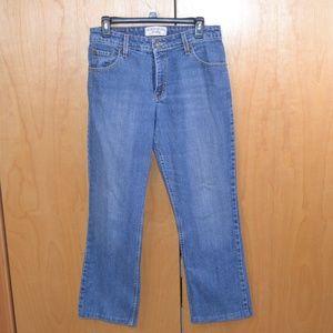 Levi Women Signature jeans misses 8 medium bootcut